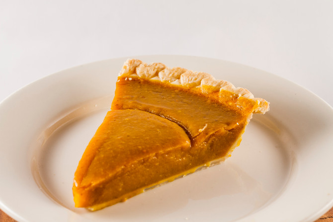 Pumpkin Pie- A New Spin On An Old Favorite