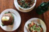the organic grill vegan restaurant new york