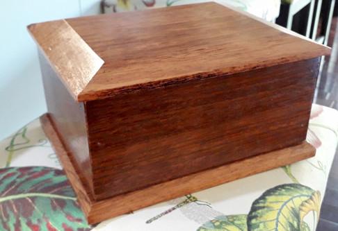 Wood Ash Box