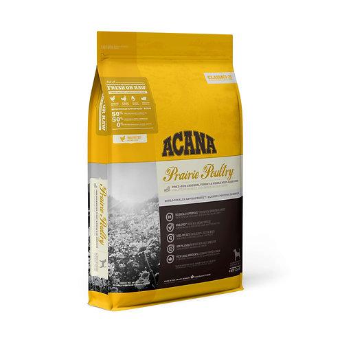 Acana Prairie Poultry Dog Food 17kg