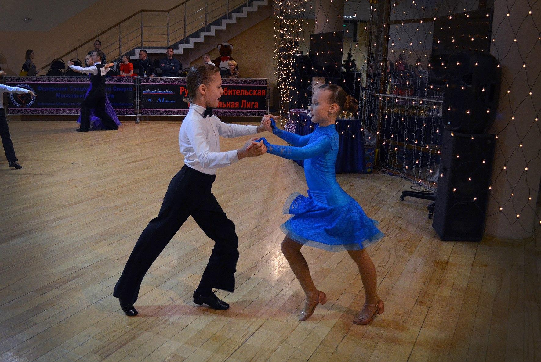 Лучший танец!