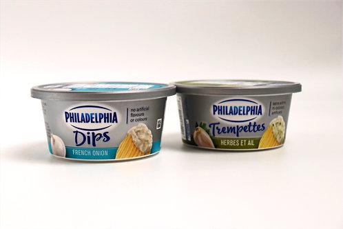 Philadelphia Dips