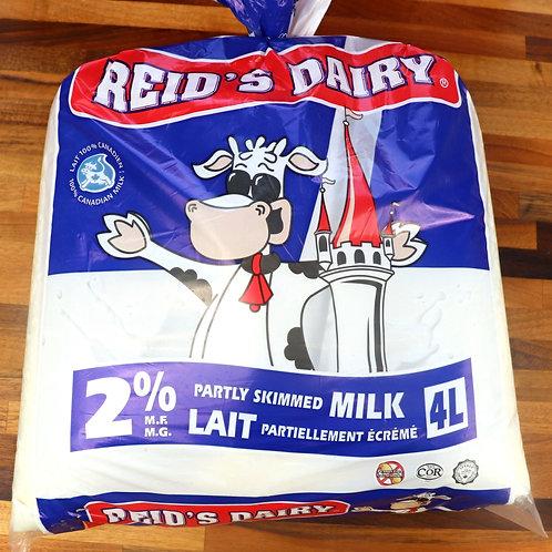 Reid's 4L Milk