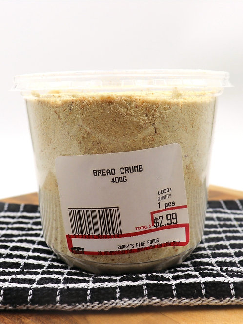 Zarky's Bread Crumbs