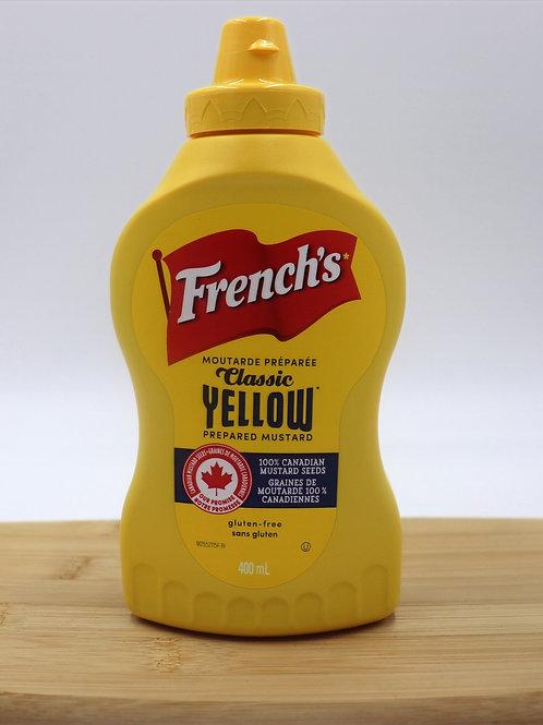 Frech's Classic Yellow Mustard