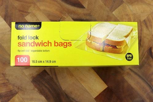 No Name Sandwich Bags