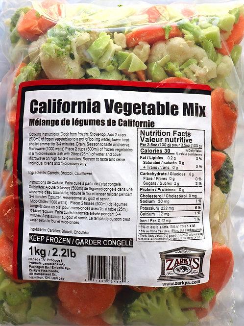 Canadian California Mix