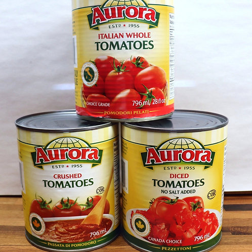 Aurora Canned Tomatoes