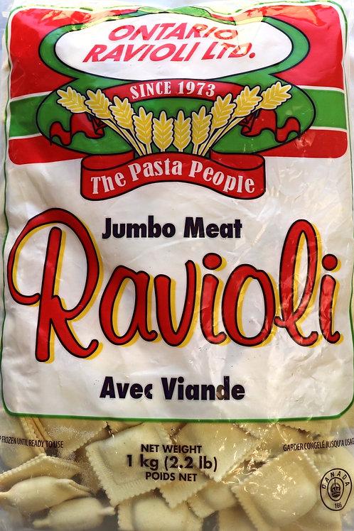 Jumbo Meat Raviolo