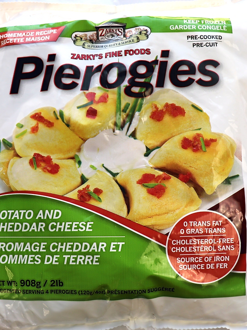 Potato & Cheddar Cheese
