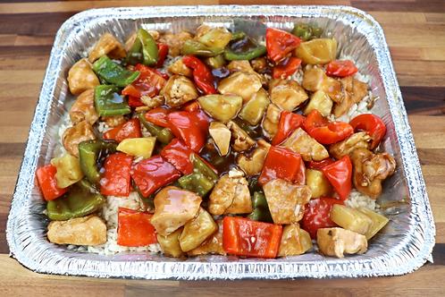 Teriyaki Chicken & Rice Dinner