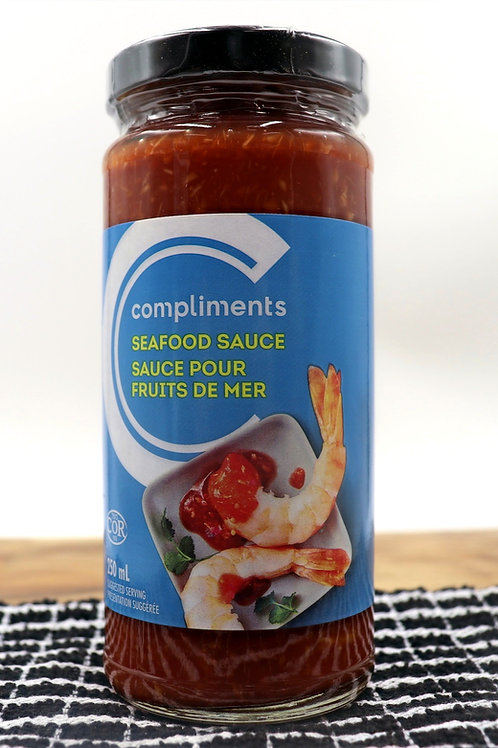 Compliments Seafood Sauce
