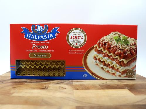 Italpasta Lasagna Noodles