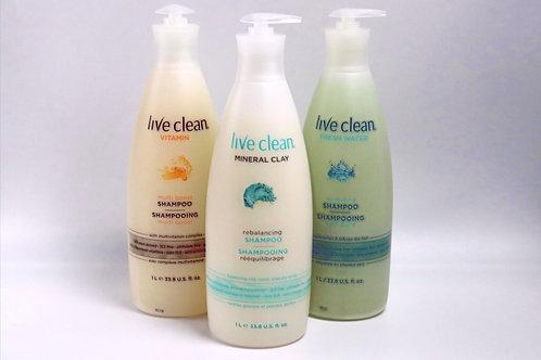 Live Clean Shampoo