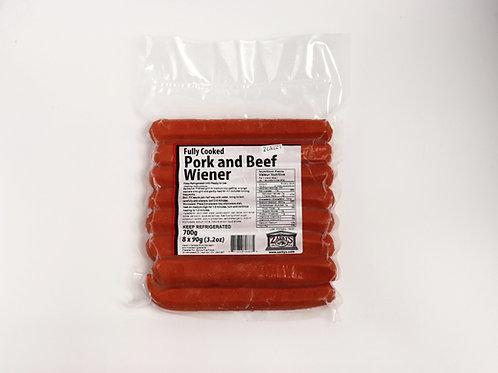 Zarky's Pork and Beef Wieners