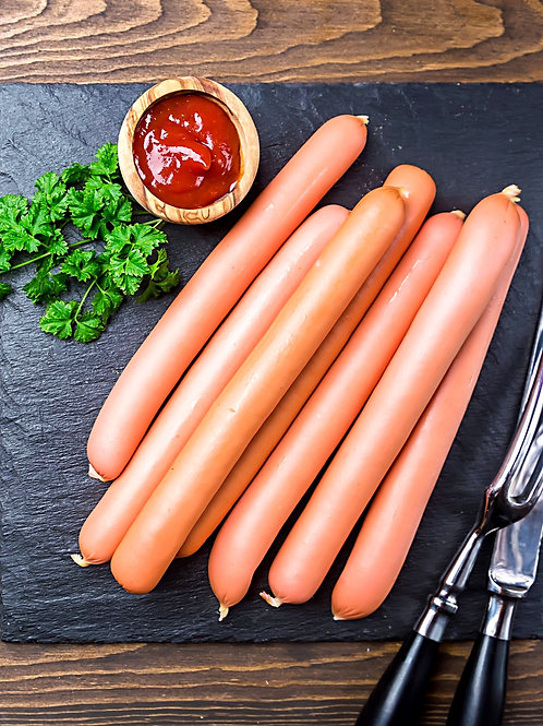 """6"""" Beef and Chicken Wieners"""