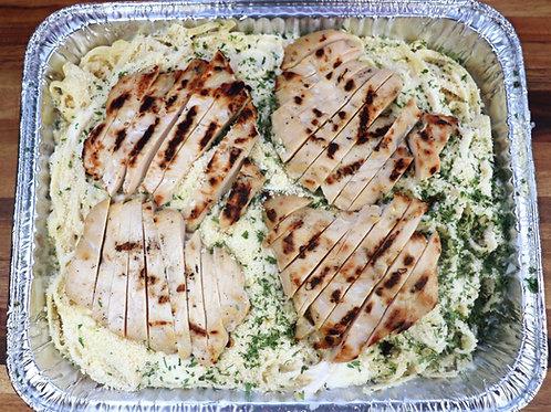 Fettuccini Chicken Alfredo