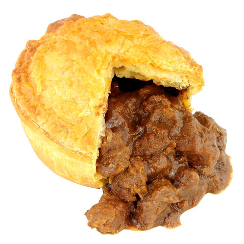 "5"" Chunky Steak Pies"