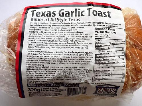 Texas Garlic Toast