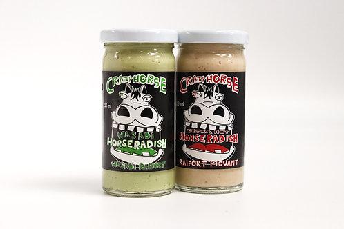 Crazy Horse Horseradish