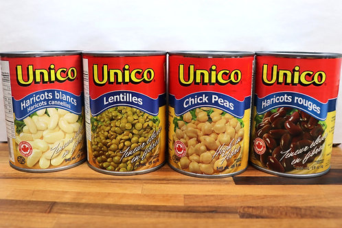 Unico Canned Beans