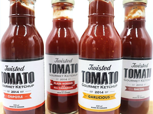 Twisted Tomato Gourmet Ketchups