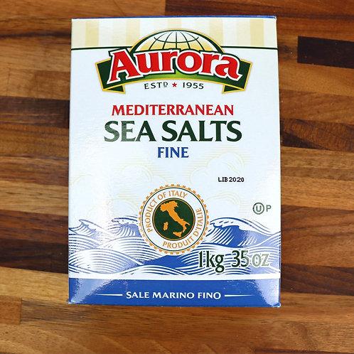 Aurora Fine Sea Salt
