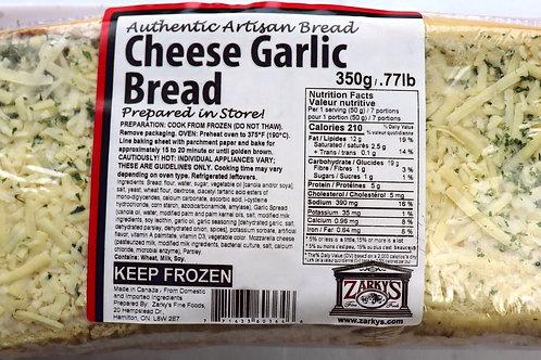 Frozen Garlic Breads