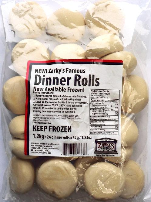 Zarkys Dinner Rolls