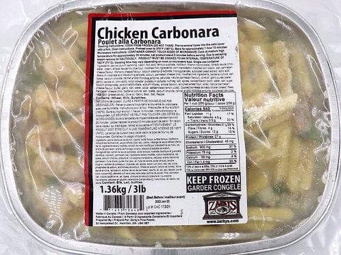 Chicken Carbonara Frozen