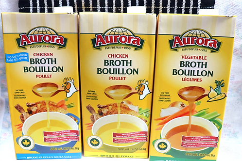 Aurora Broth
