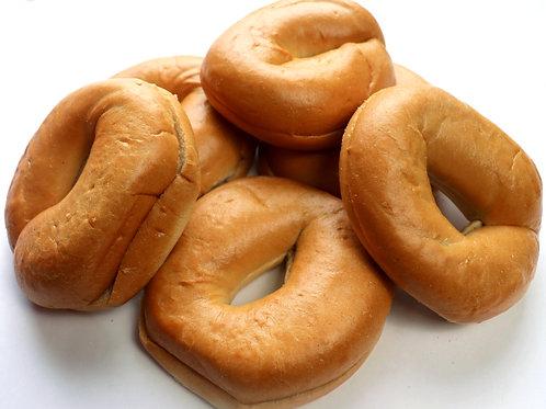 Pre-Sliced Bagels