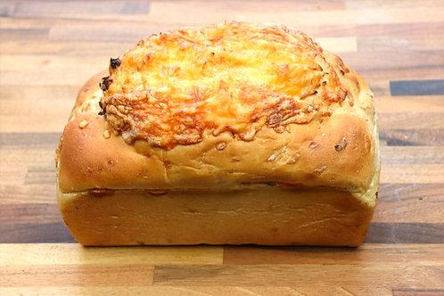 Potato, Cheese & Onion Bread