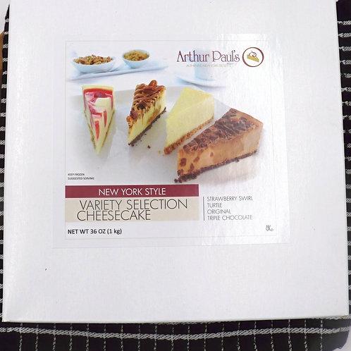 Arthur Paul's Variety Selection Cheesecakes