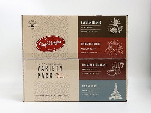 Papa Nicholas Coffee Variety Pack