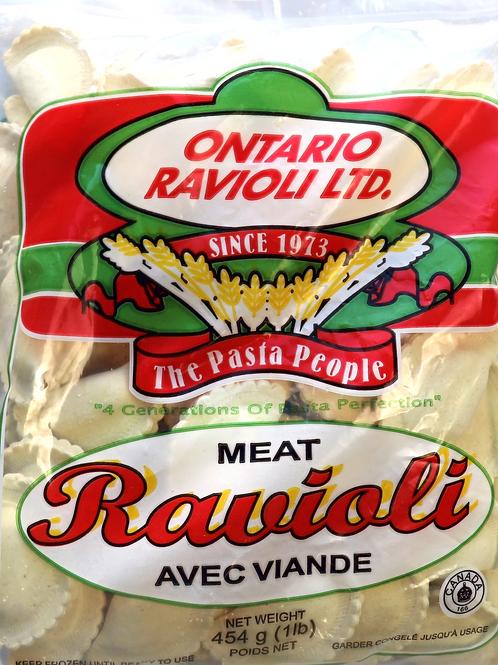 Meat Ravioli / Ontario Ravioli Ltd.