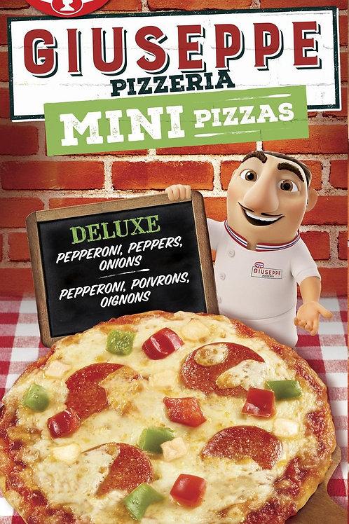 Dr Oetker Giuseppe Mini Pizzas