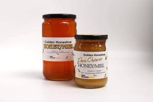 Golden Horseshoe Honey