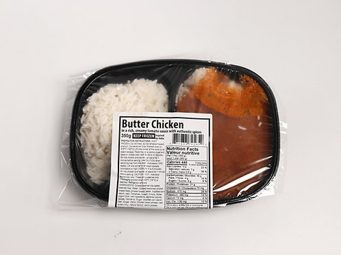 Butter Chicken with Basmati Rice