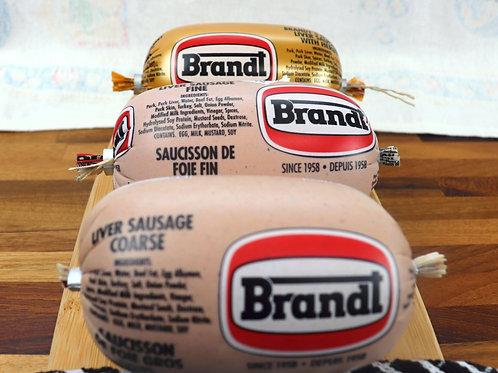 Brant Liver Sausage