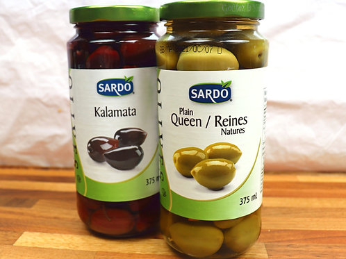 Sardo Olives