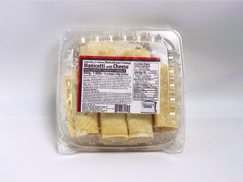 Italian-Style Manicotti with Cheese
