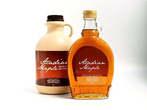 Acadian Maple Pure Maple Syrup