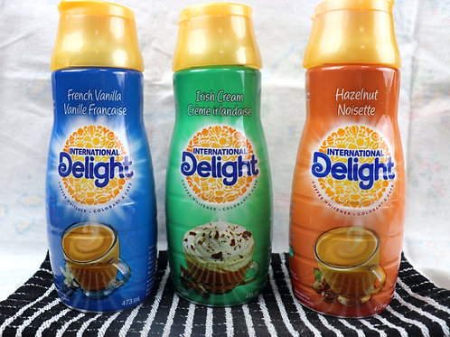 International Delight Flavored Creamers
