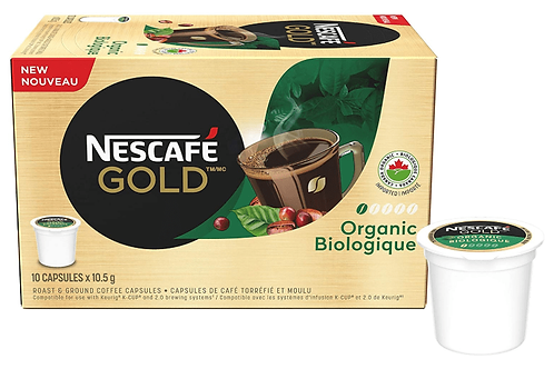 Nescafe Gold Coffee Pods