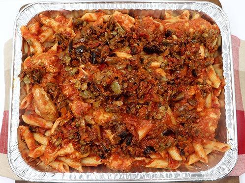 Italian Style Penne Chicken Cacciatore