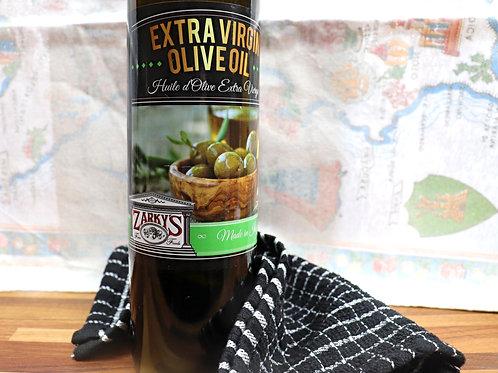 Zarky's Extra Virgin Olive Oil