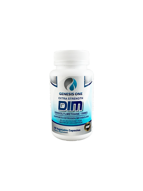 EXTRA STRENGTH DIM (DIINDOLYMETHANE)