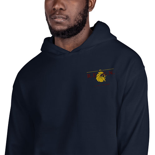 REIGN embroidered hoodie season
