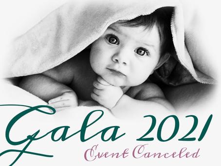 CGLH Gala 2021 Canceled